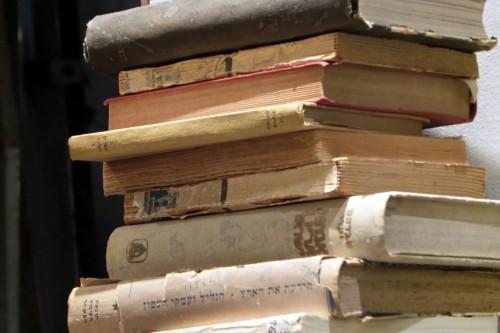 """האמת שאלו הספרים של """"הנסיך הקטן"""" בקינג ג'ורג', לא שלי בבית"""