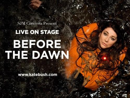 Kate Bush - Before the Dawn | 24/9/2014 | Hammersmith Apollo, London