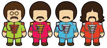 Abba to Zappa - Beatles
