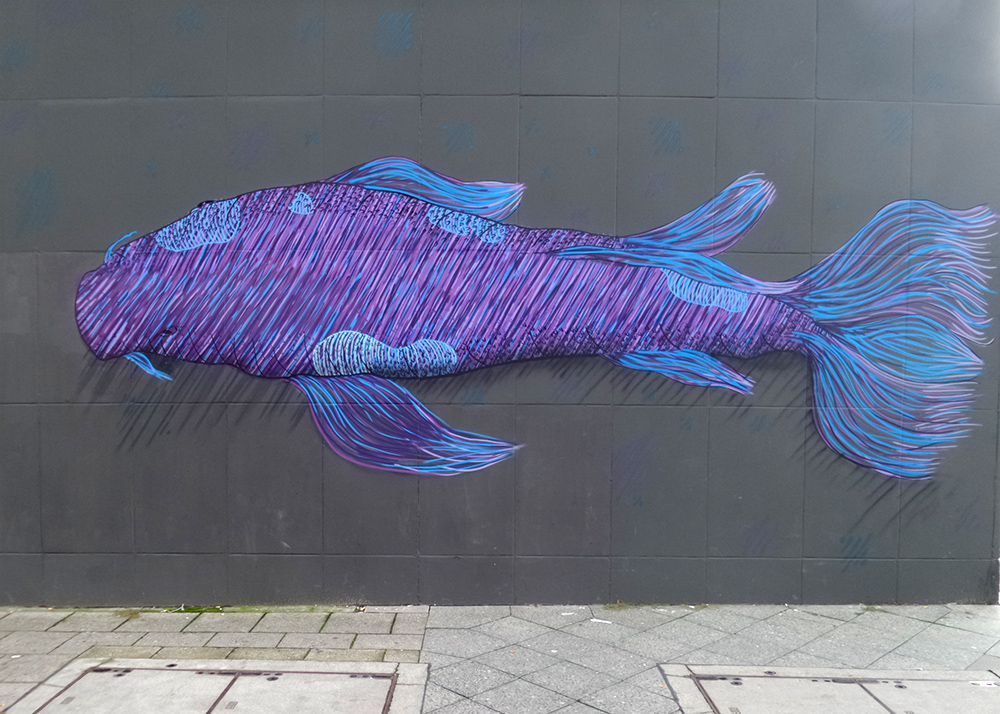 Blue Whales in Berlin